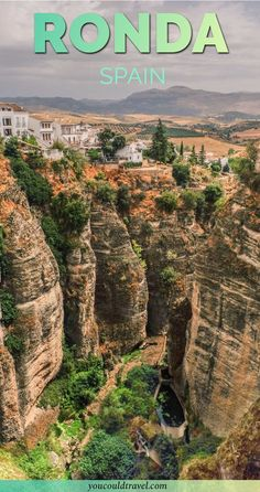 Things to do in Ronda Spain: Photoessay - Wandering with a camera in your hand is by far the best thing to do in Ronda, Spain. I've already fallen in love with this gorgeous country whilst driving through South of Spain, so there is no surprise that I am deeply impressed by the gorges of Ronda.