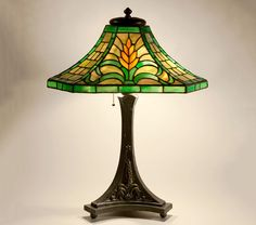 Tiffany Lamps and Lighting from the Morse Collection, Winter Park, Florida Leaded Glass Windows, Stained Glass Lamps, Fused Glass, Sword Design, Louis Comfort Tiffany, Tiffany Glass, Winter Park, Led Lamp, Glass Shades