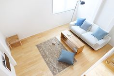 Small Space Japanese Apartment — Muji Home Design