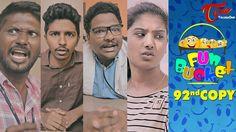{Blogl Fun Bucket | 92nd Episode | Funny Videos | #TeluguComedyWebSeries