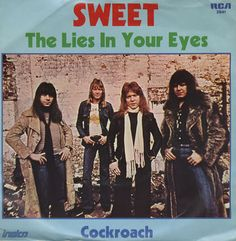 The Sweet. Best 70's glam rock band. No contest.