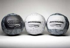 Medicine balls that are soft and squishy? We'll take 'em!