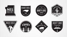 Dribbble JJ_BADGES.jpg by Matt Stevens in Badge Hunting