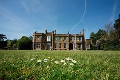 Nonsuch Mansion in Cheam near Wimbledon. A Georgian gem of a wedding venue.