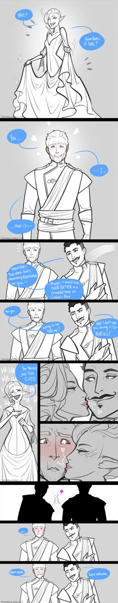 Dorian, I'm sure Cullen will thank you for being a true bro once he regains the use of his words.