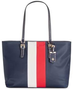 071be022 Julia Corporate Stripe Tote. Tommy Hilfiger PursesTote HandbagsPurses ...