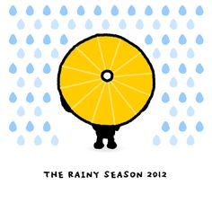 THE RAINY SEASON 2012
