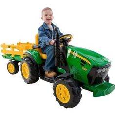 John Deere Riding Toys For Kids | Something For Everyone Gift Ideas
