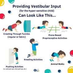 Proprioceptive Activities, Occupational Therapy Activities, Behavioral Therapy, Physical Activities, Physical Therapy School, Pediatric Occupational Therapy, Pediatric Ot, Vision Therapy, Sensory Diet