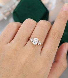 Beautiful Engagement Rings, Rose Gold Engagement Ring, Wedding Engagement, Moissanite Engagement Rings, Vintage Style Engagement Rings, Custom Engagement Rings, 3 Diamond Engagement Rings, Wedding Rings Vintage, Moissanite Rings