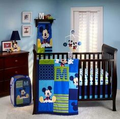 Mickey Mouse Minnie Decals Wall Art Decal Disney Characters Stickers Bedroom Nursery Baby Home Decor Rooms Decorations Pinterest