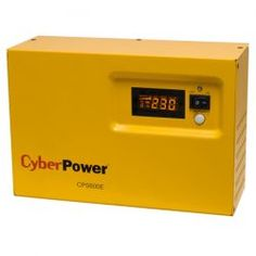 Отличен избор за критични ситуации при липса на електрозахранване! CyberPower EPS системите изпълняват не просто UPS функции, но и са способни да осигурят надеждно резервно електрозахранване за целия дом или офис в продължение на часове - подобно на конвенционалните генератори.   http://www.itshop.bg/3548