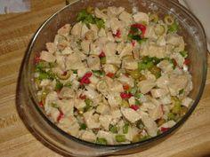Cocina a lo Boricua: Ensalada de Carrucho