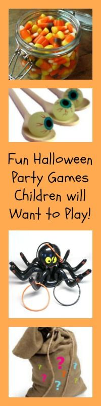 Fun Halloween Party games kids will LOVE to Play