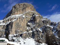 Sassongher, Corvara, Dolomiti