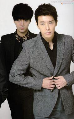 Super Junior, Yesung & Donghae