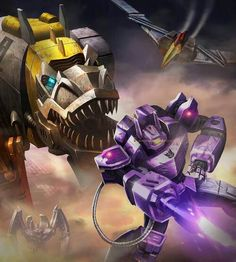 Transformers Legends Day of the Dinobots pt. 2