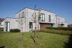 Moderne woning u2022 nieuwbouw u2022 grijze gevelsteen u2022 www.quackels.com