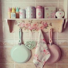 romantismo cozinha