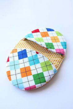 Pot Holder Sewing Pattern (FREE)