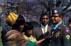 1965 - Lawrence Joel awarded Medal of Honor - Bettmann Archive/Getty Images