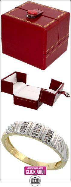 Revoni - Juego de alianzas de oro amarillo  ✿ Joyas para hombres especiales - lujo ✿ ▬► Ver oferta: https://comprar.io/goto/B003PDUSUG