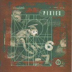 Pixies - Doolittle #albumcovers #albumart #music #pixies http://www.pinterest.com/TheHitman14/album-cover-art/