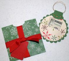 Money Holder Gift Card
