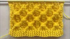 Knitting Videos, Knitting Stitches, Knitting Designs, Knitting Patterns, Stitch Patterns, Sweaters For Women, Blanket, Crochet, Model