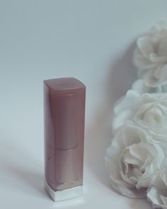 maybelline lipstick - nude lipstick - taupe - lips - rouge a lèvres - gemey maybelline - @makemeshiny instagram