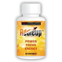 Energy Pills Like Adderall Don't Let Those Younger Guys Get Your Goat, head over to http://failedmemory.com