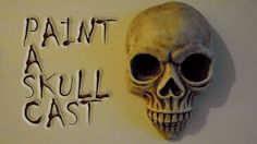 Paint A Skull Cast https://www.youtube.com/attribution_link?a=z6LxPt1zB54&u=%2Fwatch%3Fv%3DbG6aOyr7JUE%26feature%3Dshare . how to make your own #crafts follow @cutephonecases