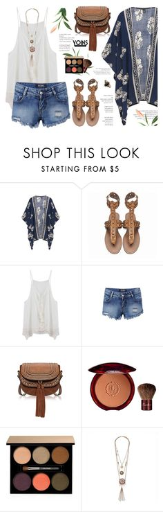 """Yoins"" by yexyka ❤ liked on Polyvore featuring Guerlain, Lancôme, yoins and yoinscollection"