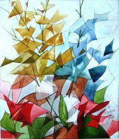 Dmitriy Rebus Larin ~ In the Garden