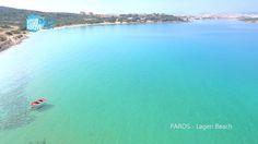 Lageri Beach @ Paros island , Greece !!