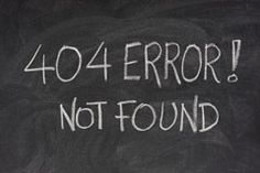 Links Hurting Your Web Pages? Google Says 404 The Page