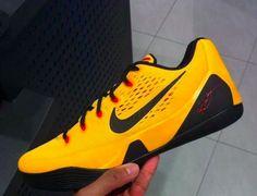 """Nike Kobe 9 """"Bruce Lee"""""""
