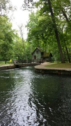 Maramec Spring State Park, Missouri
