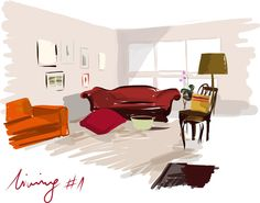 living#1 - my living room / VIC