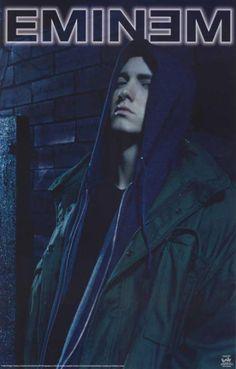 Eminem (Hood) Masterprint