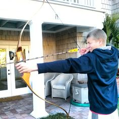 Moar recurve bow. #recurve #bow #archer #military #airsoft #Padgram