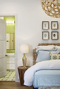 Glynis Wood Interiors - fresh color for Spring