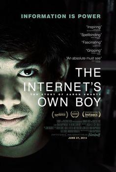 La historia de Aaron Swartz. El chico de Internet (2014) - FilmAffinity