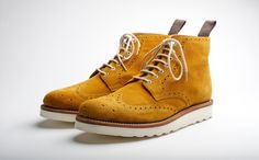 Grenson / I have these with different soles.