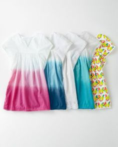 Seaside Cotton Cover-Up - Baby Girls & Girls
