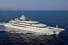 Superyacht O'MEGA