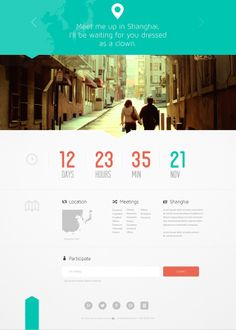 website layouts 18 25 Amazing Website Layouts Design From Dribbble