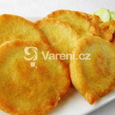 Kari placičky z kokosového mléka recept - Vareni.cz French Toast, Breakfast, Ethnic Recipes, Food, Morning Coffee, Meal, Essen, Hoods, Meals