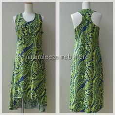 Ethnic Summer Dress   #fashionstore #naturaleeza #ethnic