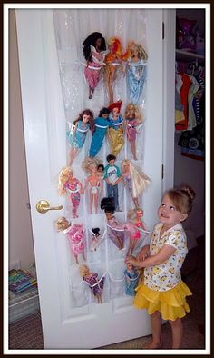 barbie storage
